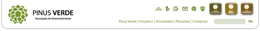logotipo de Pinus Verde